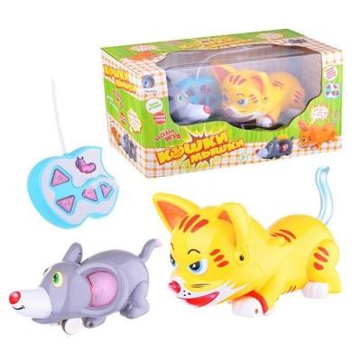 Игра Кошки-Мишки на управлении