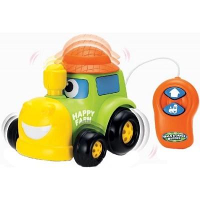 Игрушка на радиоуправлении Keenway Трактор