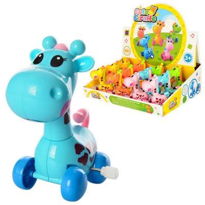 Заводная игрушка «Жираф»