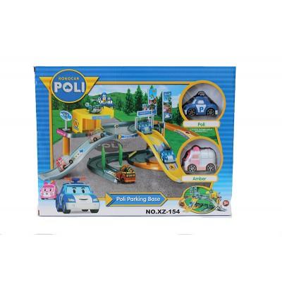 Игровой набор Парковка Робокар Поли
