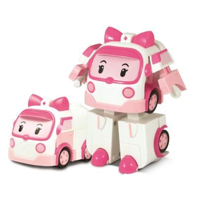 Игрушка машинка-трансформер Эмбер Робокар (ROBOCAR AMBER)