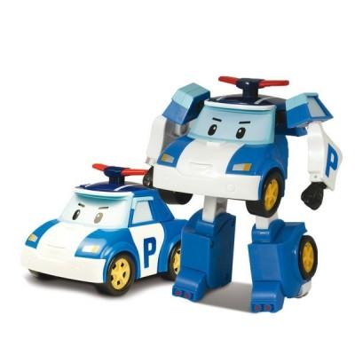 Игрушка машинка-трансформер Поли Робокар (ROBOCAR POLI)