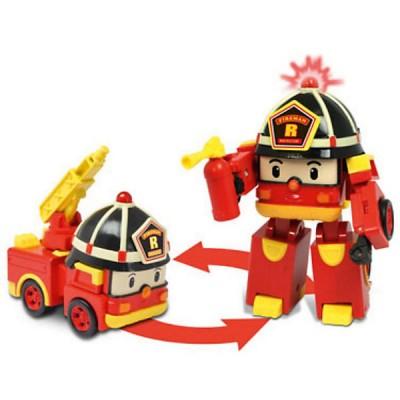 Игрушка машинка-трансформер Рой Робокар (ROBOCAR ROY)