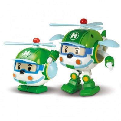 Игрушка вертолет-трансформер Хэли Робокар (ROBOCAR AMBER)