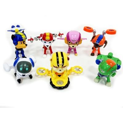 Набор игрушек Щенячий патруль Воздушные спасатели (8 шт.)