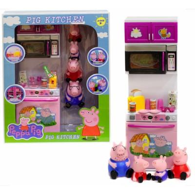 Игровой набор Свинка Пеппа Кухня