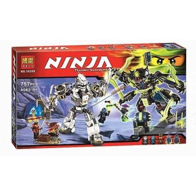 """Конструктор BELA Ninja """"Битва Титановых Роботов"""""""