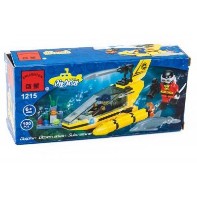 Детский конструктор Brick «Подводная серия»