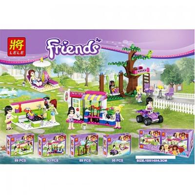 Детский конструктор Friends