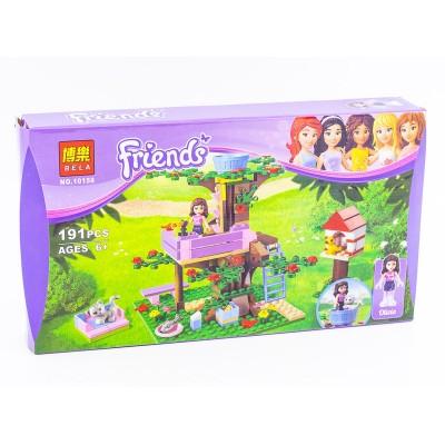 """Конструктор Bela Friends """"Оливия и домик на дереве"""""""