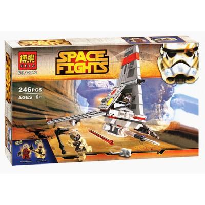 Конструктор Bela  Star Wars Космический истребитель