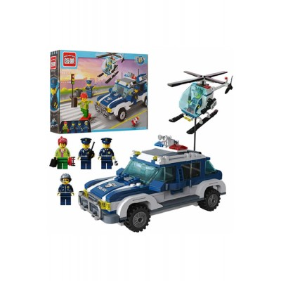 """Конструктор Brick """"Полиция"""""""