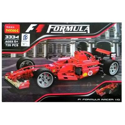 Конструктор Decool Formula-1 Ferrari