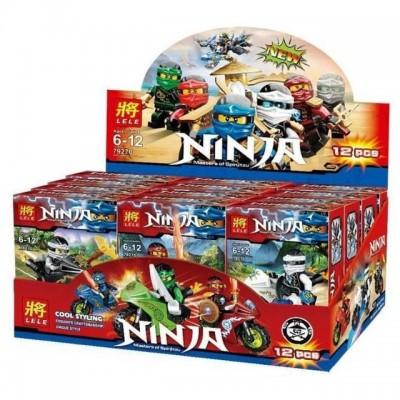 "Конструктор ""Ninjago"", 12 шт"