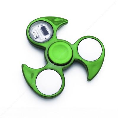 Cпиннер проекционный/ зеленый (15 режимов)