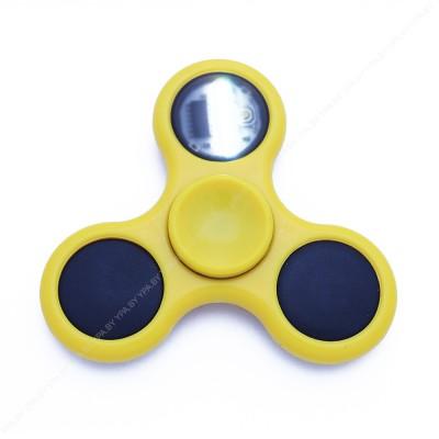Cпиннер проекционный/ желтый (16 режимов)