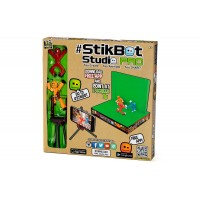 Набор игровой stikbot / Анимационная студия со сценой