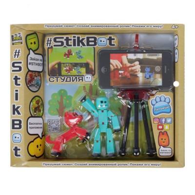 """Набор игровой stikbot """"Студия с питомцем"""""""